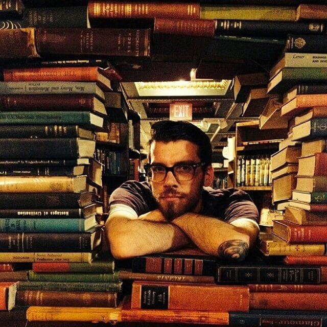 Author Matt Wilkie