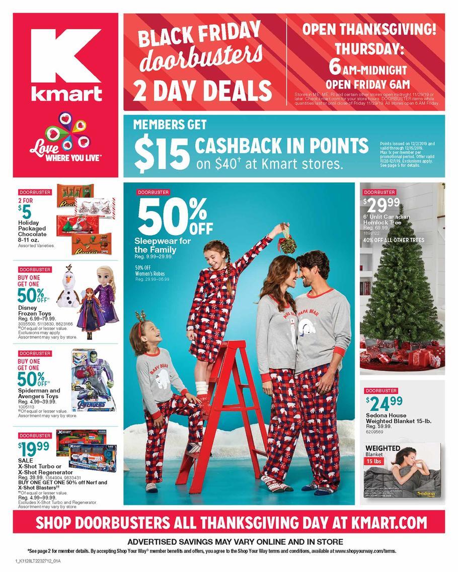 Kmart Black Friday 2020 Ad Savings