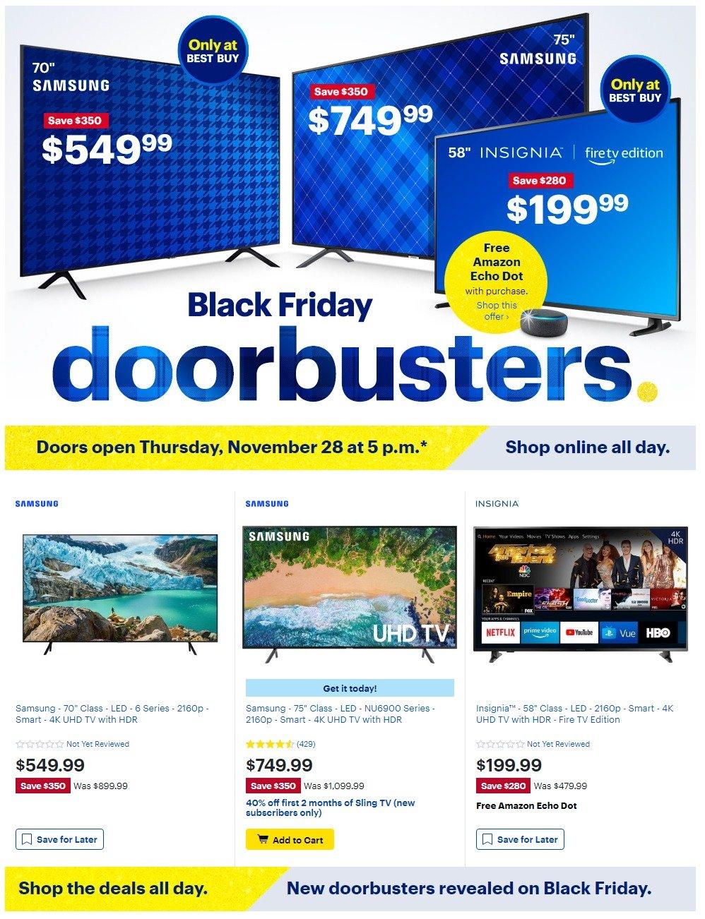 Best Buy Black Friday 2020 Ad Savings Com