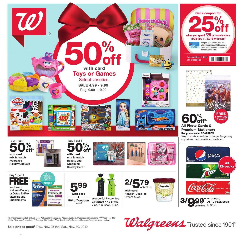 Walgreens Black Friday 2020 Ad Savings Com