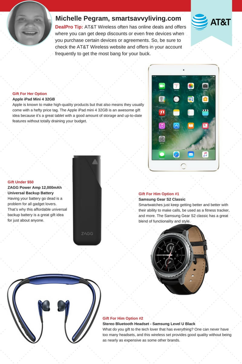 AT&T Wireless Gift Guide