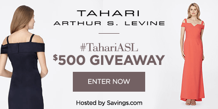 Win a $100 TahariASL Gift Card